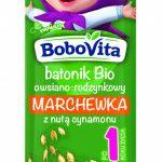 BoboVita_batonikBioowsiano-rodzynkowy marchewka znuta cynamonu