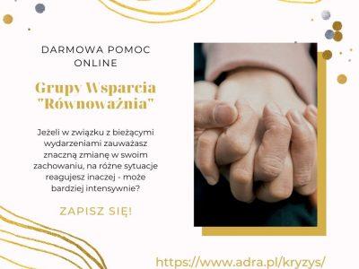 Grafika 2 - Grupy wsparcia