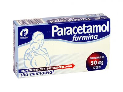 Paracetamol Farmina