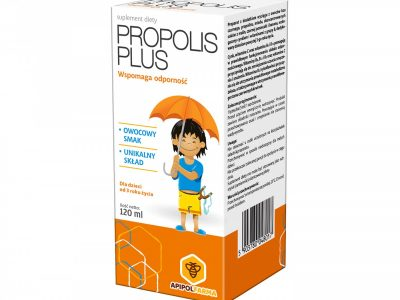 Suplement diety Propolis Plus