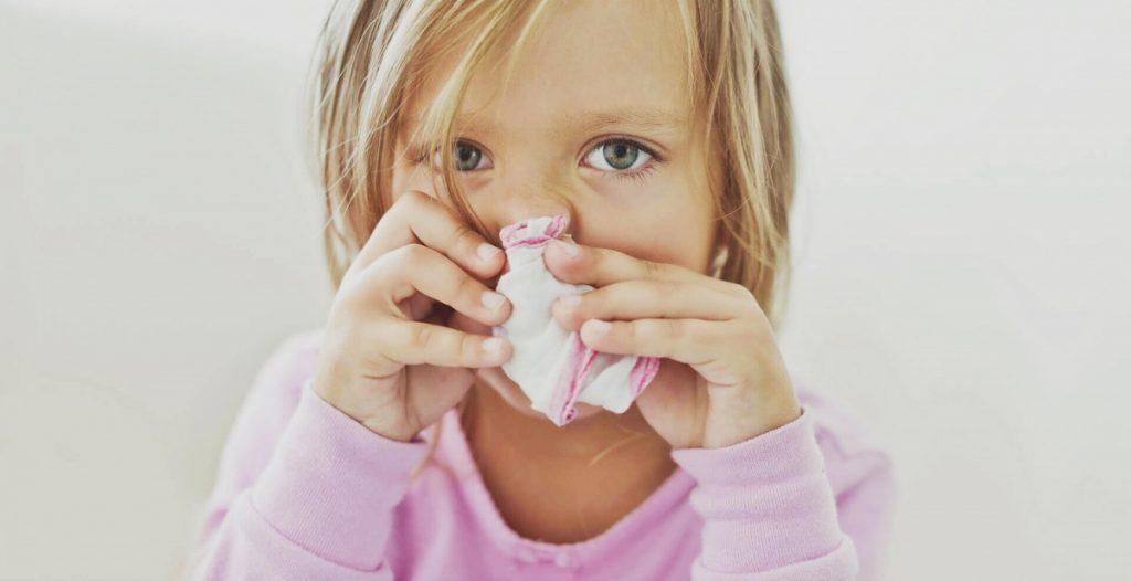 Alergia udziecka