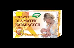herbatka  dla matek karmiących poziom