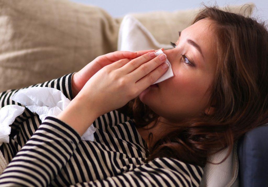 Infekcja akarmienie piersią