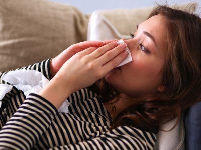 Infekcja a karmienie piersią