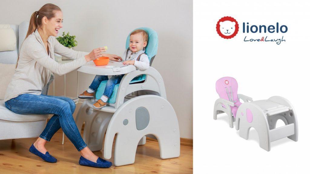 Krzesełko Lionelo